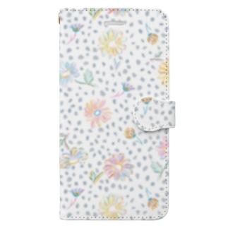 マトリカリア・手帳型スマホケース Book-style smartphone case