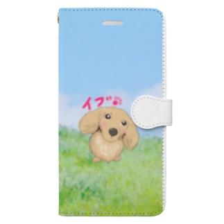 麗しの愛し子『イブ』🐾 Book-style smartphone case