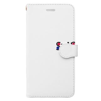 STARシリーズ Book-style smartphone case