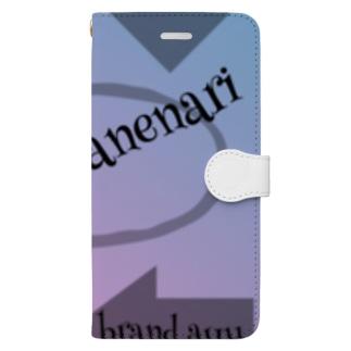 時は金なり ayu. Book-style smartphone case
