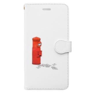 恋心 Book-style smartphone case