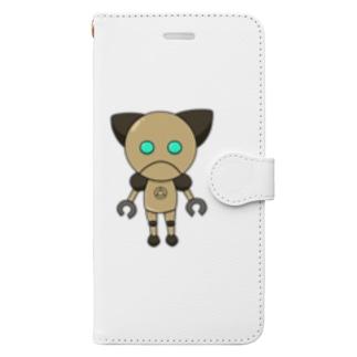 jeidキャラショップのラビ Book-style smartphone case