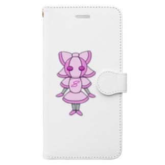 jeidキャラショップのキュア Book-style smartphone case