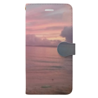 love ocean Book-style smartphone case