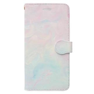 わたがし Book-style smartphone case