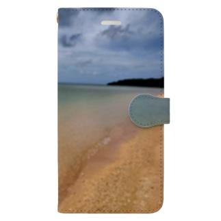 ocean Book-style smartphone case
