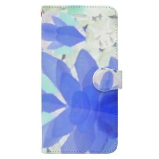 南海の浅瀬 Book-style smartphone case