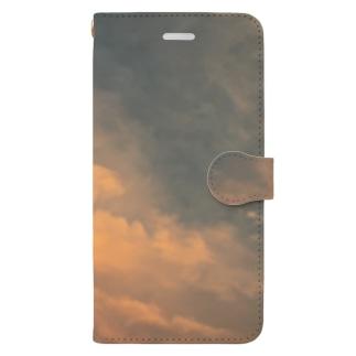ソラ Book-style smartphone case