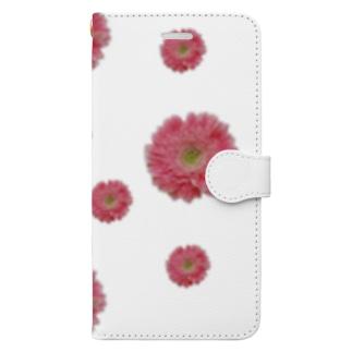 感謝の花 Book-style smartphone case