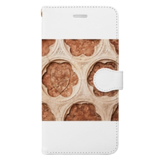 ロゼッタ Book-style smartphone case