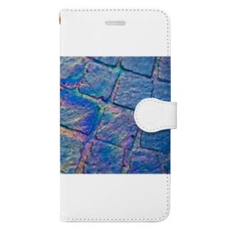 ビスマス Book-style smartphone case
