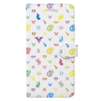 まつもPROGRESSSHOPのPROGRESSスマホケース Book-style smartphone case