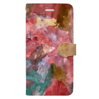 mikoma-ART-の2020年5月 Book-style smartphone case