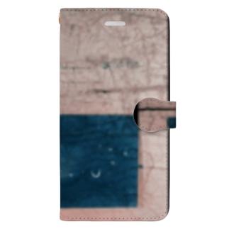 xっっっん Book-style smartphone case