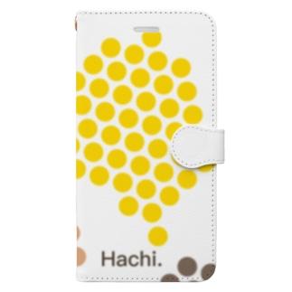 Hachi.4 Book-style smartphone case