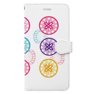 サガリバナ Book-style smartphone case