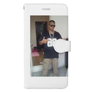 俺のガンフィンガー Book-style smartphone case