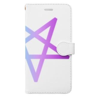 エ͓̽ル͓̽ Book-style smartphone case