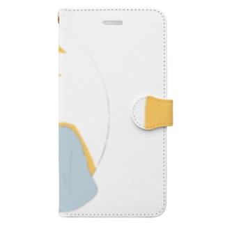 ねぎくん Book-style smartphone case