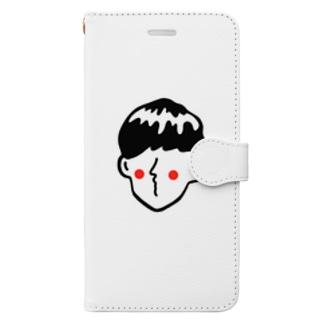 きみs Book-style smartphone case