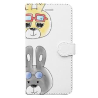 記念特価 エディズデイズ全員集合 Book-style smartphone case