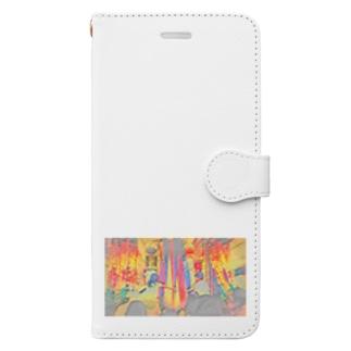 七夕 Book-style smartphone case