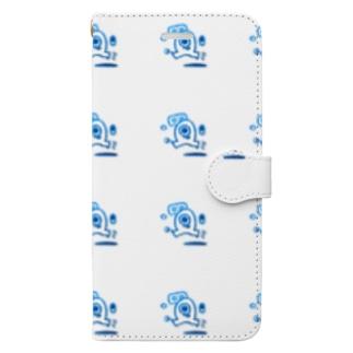 精神不安定剤 Book-style smartphone case