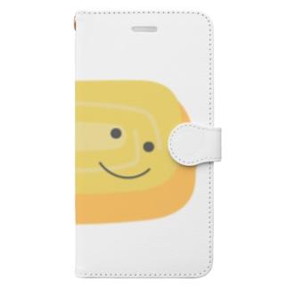 たまごやさんのたまごちゃん Book-style smartphone case