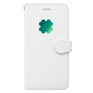 Secret Clover Book-style smartphone case