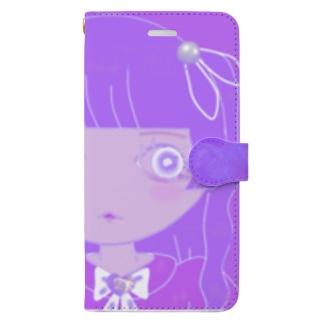 Portrait No.xxx  BLUEBERRY Book-Style Smartphone Case