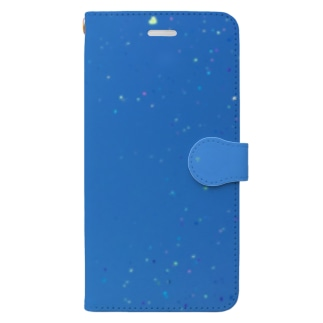 紙吹雪 Book-style smartphone case