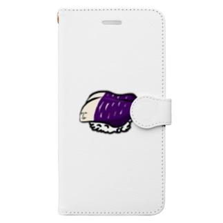 生鳥貝 Book-style smartphone case
