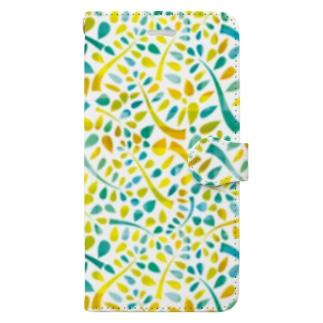 Stylish Organic Book-style smartphone case