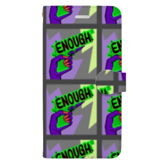 ENOUGH IS ENOUGH! ANTI GUN VIOLENCE Book-style smartphone case
