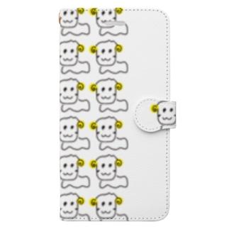 ねむねむひつじさん Book-style smartphone case
