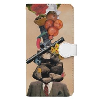 TUMI Book-style smartphone case