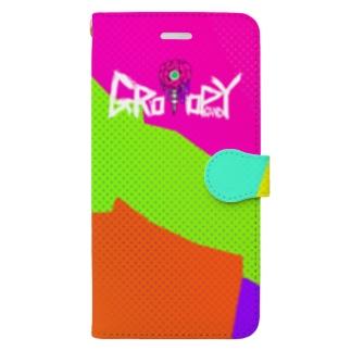 love Book-style smartphone case