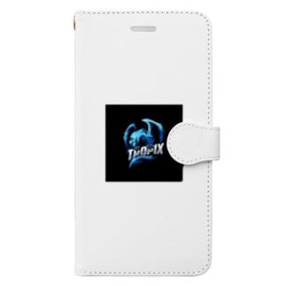 TROPIX CALN Book-style smartphone case