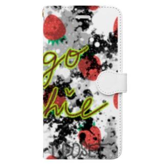 一期一会 Book-style smartphone case