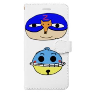 三位一体 Book-style smartphone case