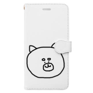 shiva.の柴犬 Book-style smartphone case