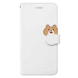 くまきち@ゲーム実況 Book-style smartphone case