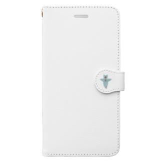 くりおね Book-style smartphone case