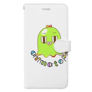 マジキチバード Book-style smartphone case