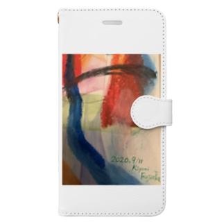 2020.09.11 K.F Book-style smartphone case