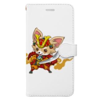 親兵衛の手帳型スマホケース Book-style smartphone case