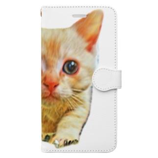 カラーcoco301  Book-style smartphone case