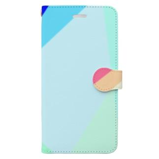 その先へ Book-style smartphone case