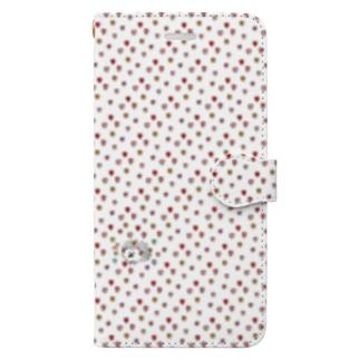 ハリネズちゃんを探せ的な Book-style smartphone case