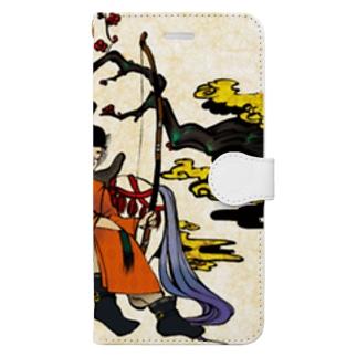 微睡 Book-style smartphone case